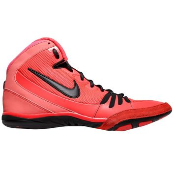 Nike Freek (Crimson / Black) - Shoes and Gear Blue Chip Wrestling