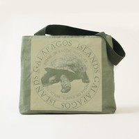 Galapgos Islands Tortoise Tote