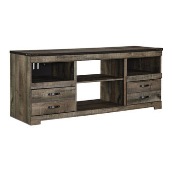 """Rustic Brown 63"""" TV Stand"""