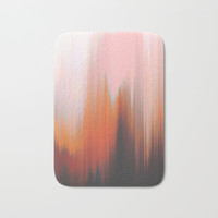 Give In Bath Mat by duckyb