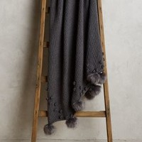 Snow Dusting Throw by Anthropologie