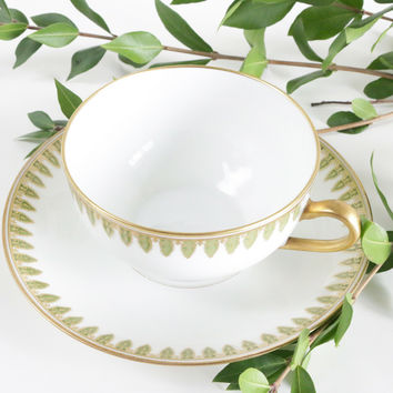 Haviland Limoges Teacup & Saucer