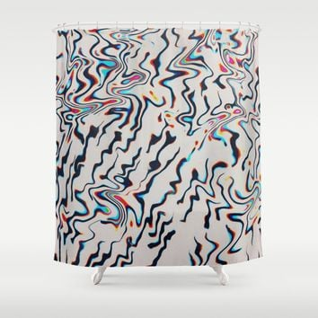 Life of the Party Shower Curtain by duckyb