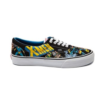 Vans Era X-Men Skate Shoe, Black Blue, at Journeys Shoes