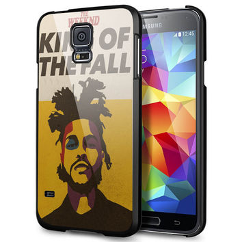 King of The Fall The Weeknd for Samsung Galaxy S5