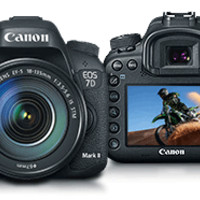 Canon U.S.A. : Professional Imaging Products : EOS 7D Mark II