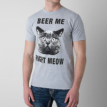 Brew City Beer Me Right Meow T-Shirt