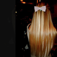 "Strawberry Blonde Highlight - 22"" Inch Clip In Hair Extensions"