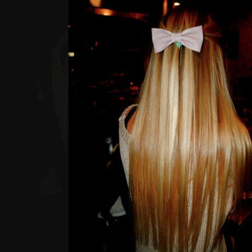"""Strawberry Blonde Highlight - 22"""" Inch Clip In Hair Extensions"""