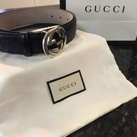 Authentic Woman's Gucci Belt