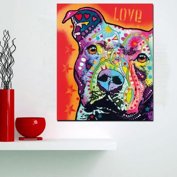 Art Animal Wall Picture For Living Room or office