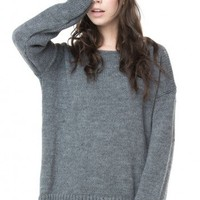 Brandy ♥ Melville |  Sage Sweater - Knits - Clothing