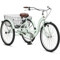 "26"" Schwinn Meridian Adult Tricycle, Mint - Walmart.com"