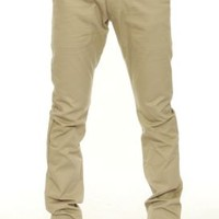 Diamond Supply, SP14 Military Chino Pants - Khaki - Men's Wear - MOOSE Limited