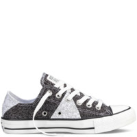 Converse - Chuck Taylor Metallic Multi Panel - White