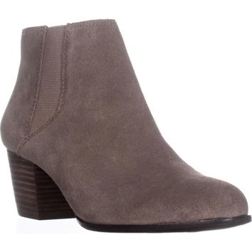 Lucky Brand Tulayne Ankle Booties, Brindle, 8.5 US / 38.5 EU