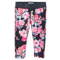 OshKosh B'gosh Print Crop Yoga Pants - Toddler Girl, Size: