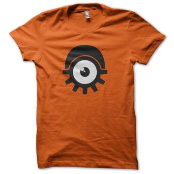 Clockwork Eye Logo Custom Men's Gildan Adult T-Shirt