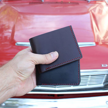 Mens Wallet, Mens Leather Wallet, Bifold Wallet, Billfold, Leather Billfold, Mens Billfold, Black Leather Wallet, Brown Leather Wallet