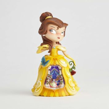Disney Miss Mindy Belle with Diorama Dress Light Up Figurine New with Box