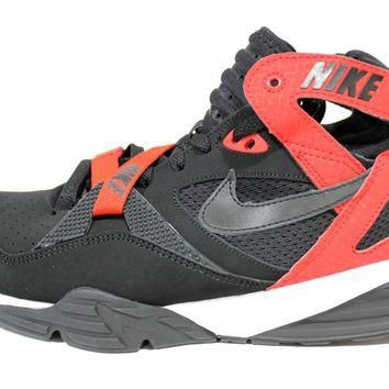 Tagre™ Nike Men's Trainer 91 Black/Red/White Training Shoes 309748 008