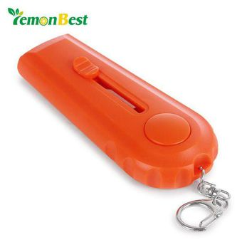 VONFC9 LemonBest Beer Wine Bottle Opener Kitchen Tool with a Handy Key Chain Party Supplies Wine Corkscrew Beer Bottle Opener Spinner