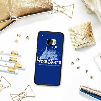 harry potter hogwart disney HTC One M10 Case Planetscase.com