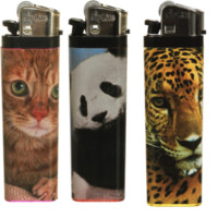 ANIMAL COLLECTION LIGHTERS