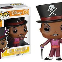 Funko Pop Disney: Princess & The Frog - Dr. Facilier Vinyl Figure