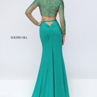 Sherri Hill 32339 prom dress