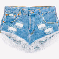 Keepers Stone Cut Off Babe Shorts