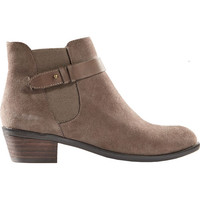 Steve Madden Ladies' Suede Bootie-Taupe