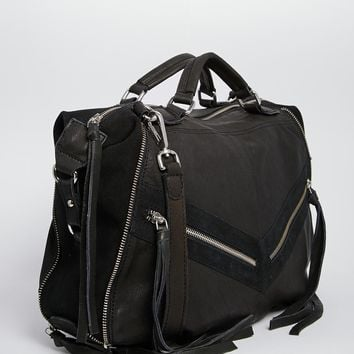 River Island Zippy Casual Bowler Bag at asos.com