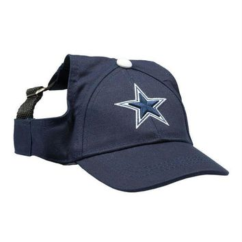 PEAPYW9 Dallas Cowboys Pet Baseball Hat