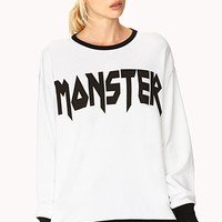 Monster Sweatshirt