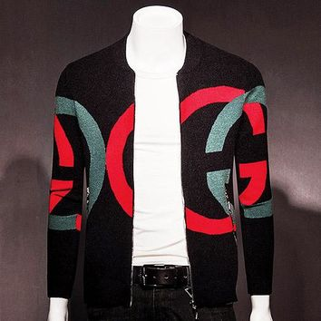 GUCCI autumn and winter new double-faced sable fur coat coat