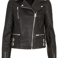 Biker Jacket - Topshop USA