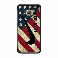Nike American Flag Samsung Galaxy S6 Edge Case