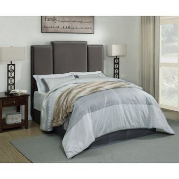 Coaster Furniture Lawndale Upholstered Panel Bed | Hayneedle