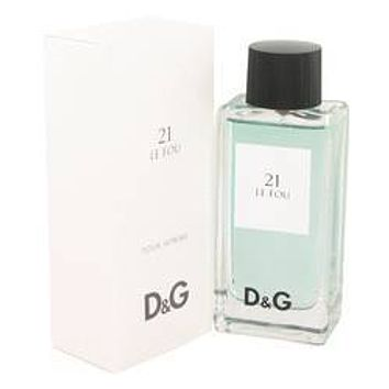 Le Fou 21 Eau De Toilette Spray By Dolce & Gabbana
