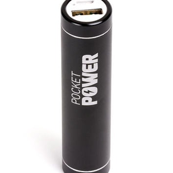 Sharper Image Pocket Power Rechargeable From Lord Taylor
