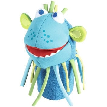 Haba Momo the Monster Glove Puppet