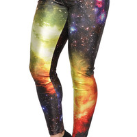 Galaxy Leggings Design 452