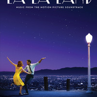 La La Land Soundtrack Piano/Vocal/Guitar Songbook