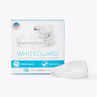 White Guard | 20 Minute Teeth Whitening Treatment