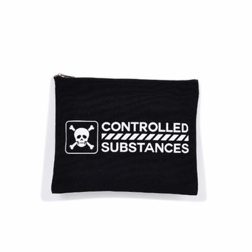 Controlled Substances Stash Pouch