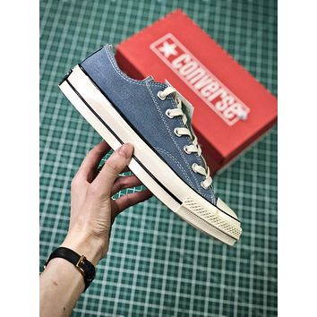 Converse Chuck Taylor All Star 1970s Low Canvas Shoes
