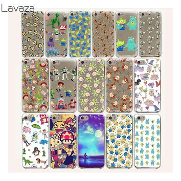 Lavaza 41FF toy story Hard Case For iPhone 8 7 6 6s Plus 5 5s 5C SE 4 4S cover X 10