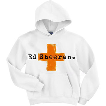 Ed Sheeran Hooded Sweatshirt