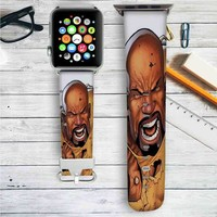 Luke Cage Custom Apple Watch Band Leather Strap Wrist Band Replacement 38mm 42mm